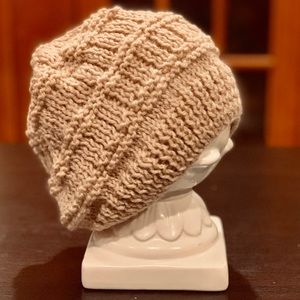 Beautiful hand knitted Hat